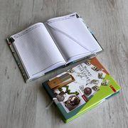 Щоденник А5 192арк сендвіч недатований  Е-8 (10)