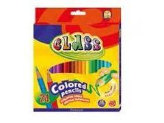 Олівці кольорові 24 кольори PREMIUM Class 1624