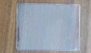 Обложка для техталона прозрачная, большая, 200 мкм ПВХ Tascom 63-ТТ