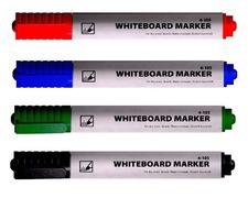 Маркер для дошки 4Office 4-105 зелений 1-3 мм (12) 01170204