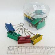 Біндер 51 мм DSCN 5388-51 кольоровий Металлік (12)