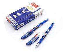 Ручка гельова Joyko пиши-стирай GP-3176 0.5mm синя (12)