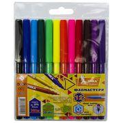 Фломастери 12 кольорів Колормікс ФЛ45-3 01121003 Умка