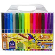 Фломастери 18 кольорів Колормікс ФЛ46-3 01121019 Умка