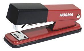 степлер метал., 24/6-26/6, 20арк, 50мм, черв., 4122, Norma 04020961