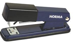 степлер метал., 24/6-26/6, 20арк, 50мм, син., 4122, Norma 04020966