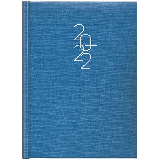 Щоденник датований 2022 А5, 336 сторінок, лінія, тверда обкладинка Стандарт Tirol 73-795 37 302 Brunnen
