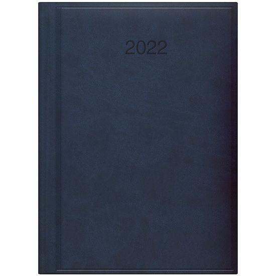 Щоденник датований 2022 А5, 336 сторінок, лінія, тверда обкладинка Стандарт Torino 73-795 38 302 Brunnen