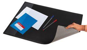 Підкладка для письма з кишенею, чорний 0318-0013-01 (1/50/300)