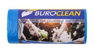 Пакети для сміття  35л/50 шт, сині,  500х600мм, 8мкм BuroClean EuroStandart 10200017 (1/40)