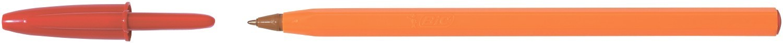 Ручка Orange, червона, зі штрих-кодом на штуку bc8099241 (1/20/100/1)
