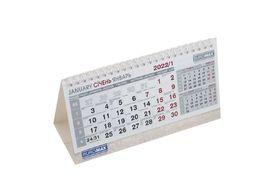 Календар настільний на 2022 рік, 21х10 см Standard BM.2100 Buromax