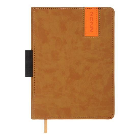 Щоденник датований 2022 А5, 336 сторінок, лінія, тверда обкладинка VERONA BM.2115-18 Buromax