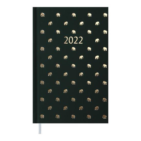 Щоденник датований 2022 А6, 336 сторінок, лінія, тверда обкладинка MODERNA BM.2533-16 Buromax