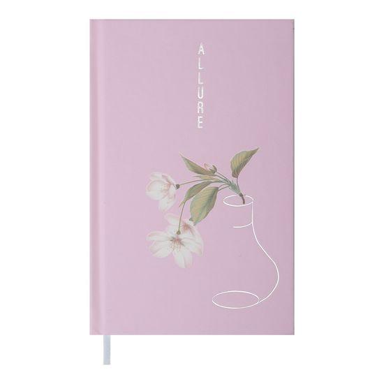 Щоденник датований 2022 А6, 336 сторінок, лінія, тверда обкладинка ALLURE BM.2567-43 Buromax