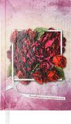 Щоденник недатований DAISY, A6, вишневий BM.2601-44 (1/10)