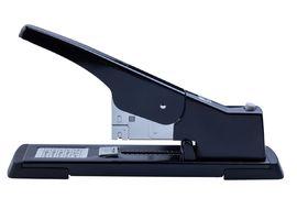 Степлер металевий, посиленої потужності до 100арк., (скоби №23), чорний BM.4287-01 (1/12/24)