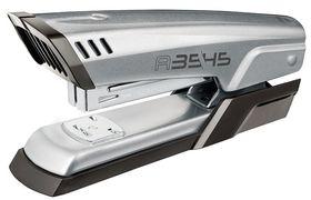 Степлер настільний ADVANCED METAL, металевий, 25л., (скоби №24/6; 26/6), сріблястий MP.354510 (1/9/5