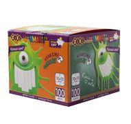 /Крейда біла 100 шт., картонна коробка, SMART Line ZB.6719-12 (1/12/3000)