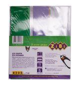 /Обкладинка для підручника з клапаном 250*420мм, PVC ZB.4722-99 (1/5/500/24)