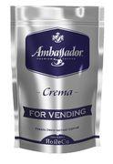 /Кава розчинна для торгових автоматів  Ambassador  Crema, пакет 200г*6 (8718) am.50720 (1/6)
