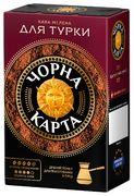 /Кава мелена Чорна Карта Для турки, вак.уп. 230г+20г*12 (PL) ck.52712 (1/12)