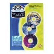 Матові вкладки NEATO до коробок Simline для CD/DVD дисків f.84498 (1/10)