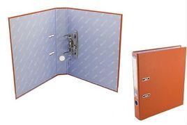 Папка реєстратор А4, 5 см, помаранчева Е39720-39722-06 Economix