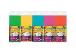 Обкладинки для зошитів, кольорові (уп. 10 шт.) CF69121 (1)
