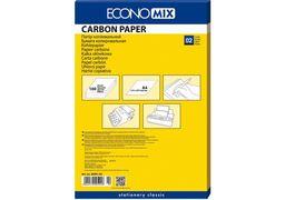 Копіювальний папір А4 Economix, 100 л., синій E20501-02 (1)