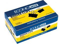 Біндери для паперу 15 мм Economix, 12 шт. E41009 (1)