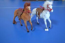 RUS Лошадь 336 В мире животных 9 флок., 3в., кул., ш.к. /120/, арт. 336 (шт.)
