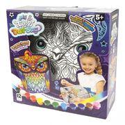Креативна творчість My Color Owl-Bag рюкзачок-сова рос