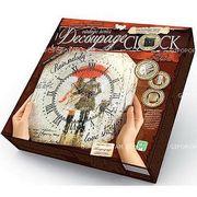 Комплект креативної творчості Decoupage Clock