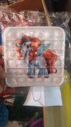 Іграшка антистрес с кольоровим малюнком 3D POP IT мікс 3 видів