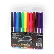 Фломастери 12 кольорів Fast speed 6816BP_12 Josef Otten