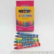 8496-16 Мелки восковые Crayons, набор 16 цв. 0,9*80мм,без этикетки (72)
