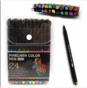 Набір лінерів 24 кольори 0,4 мм Josef Otten DSCN9770-24