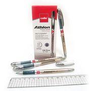 Ручка масляна синя 0.7 мм Athlon Cello CL-1166