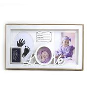 FR0165 Ф/рамка Baby love 10*15 + отпечаток, 1шт/этик. (1)