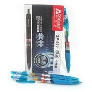 Ручка гелева автоматична синя 0.5 мм з гумовим тримачем Josef Otten GP-977-BL (GP-265)