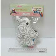 10485 Игра-творчество Раскрась игрушку Слон +стирающиеся маркеры (1)