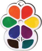 Акварельні фарби медові 8 кольорів Квіточка Луч 18С1183-08