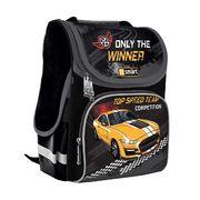 Рюкзак шкільний каркасний Be winner!! PG-11 Smart, ортопедична спинка, система кріплення лямок, світловідбиваючі елементи