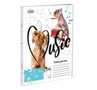 Нотний зошит А5, 12 аркушів  Music Animals 1 Вересня