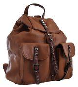 Рюкзак молодіжний коричневий  Weekend YW-13 Yes