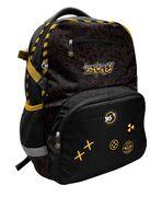 Рюкзак шкільний Street style T-117 Yes, анатомічна дихаюча спинка, система кріплення лямок, світловідбиваючі елементи
