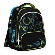 Рюкзак шкільний JUNO ULTRA Premium Ultrex S-30 Yes, ортопедична спинка, система кріплення лямок, світловідбиваючі елементи
