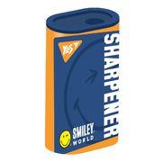 Точилка бочонок з контейнером Smiley World YES