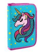 Пенал книга, 21х13х4 см Unicorn HP-04 Yes